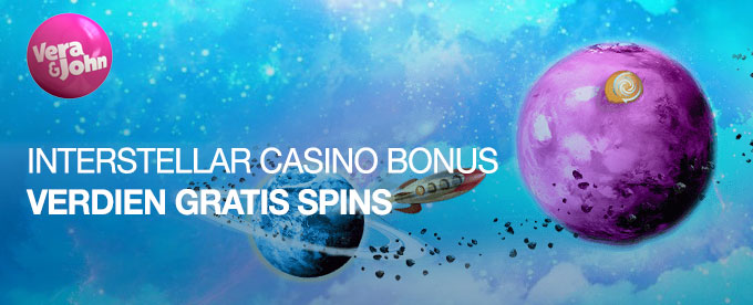 Interstellar casino bonus: verdien free spins