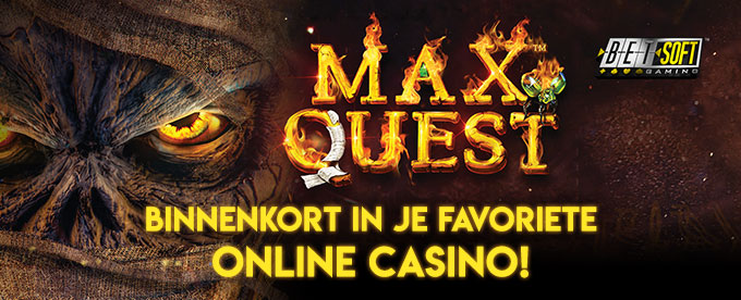 Max Quest Wrath of Ra: revolutionaire gokkast