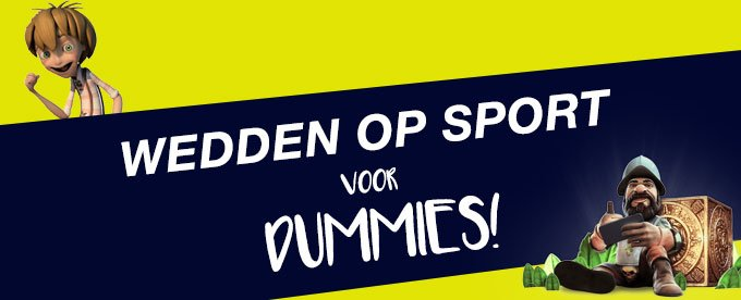 Alles over wedden op sport