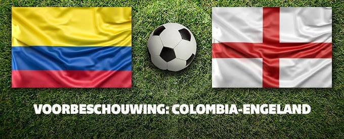 WK 2018: betting tips Colombia-Engeland