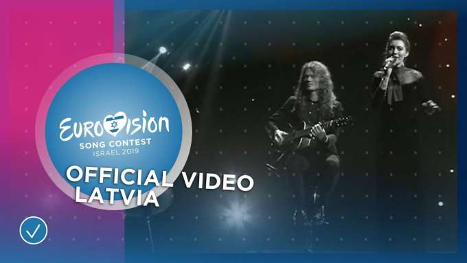 Carousel - That Night - Latvia 🇱🇻 - Official Video - Eurovision 2019