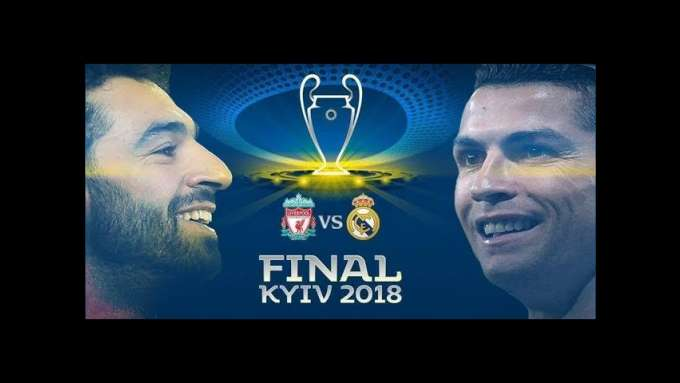 Real Madrid vs Liverpool ▶ UCL FINAL PROMO