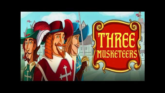 Three Musketeers - Red Tiger