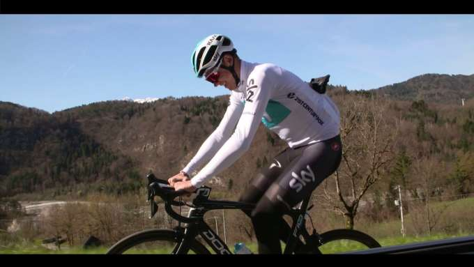 Chris Froome: Road to the Giro