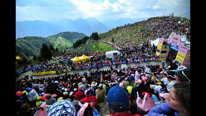 Giro d'Italia 2014: Zoncolan, the hell of cycling / Zoncolan, l'inferno del ciclismo