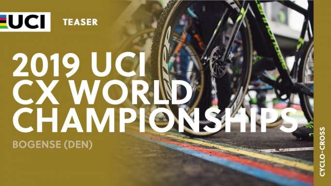 2019 UCI Cyclo-cross World Championships - Bogense (DEN)