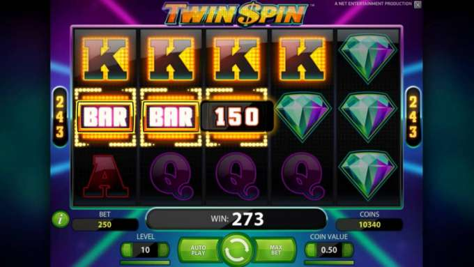 Twin Spin™ - Net Entertainment
