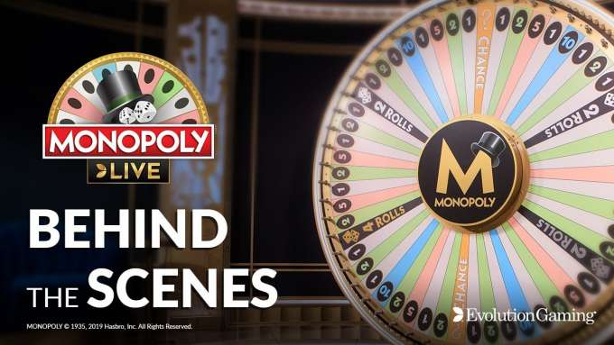 The Making of MONOPOLY Live   Evolution Gaming