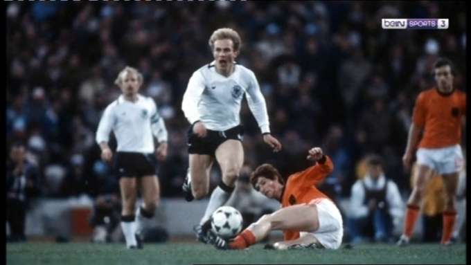 Sporting Rivalries - Holland v Germany