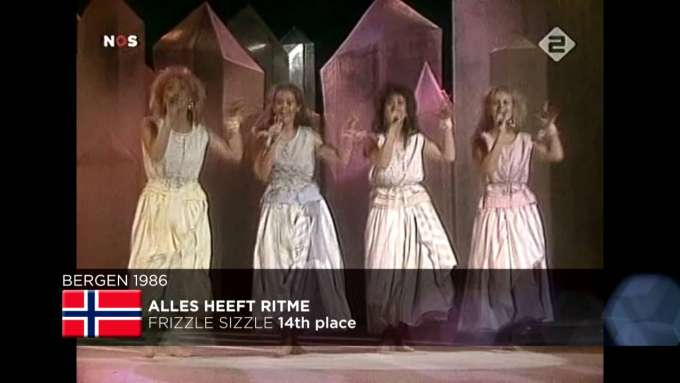 Netherlands at the Eurovision Song Contest 1956-2016