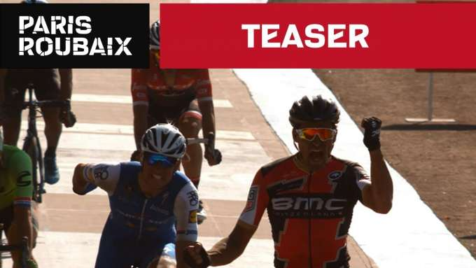 Paris-Roubaix in one word ?