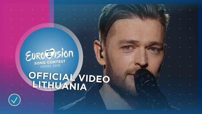Jurij Veklenko - Run With The Lions - Lithuania 🇱🇹 - Official Video - Eurovision 2019